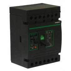 Силовой автоматический выключатель BD-125-4P-1000V DC (125А / 1000В постоянного тока, неполярный)