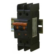 Выключатель автоматический BB1-63 2P 13 600V DC (13А/600В постоянный ток, 2-х полюсный, неполярный)