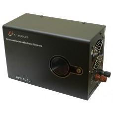 LUXEON UPS-500L (OFF-LINE, 12В/300Вт, для котла)