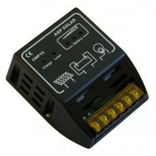 PWM контроллер заряда АБ CMP12-10А 12В/24В