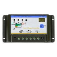 PWM контроллер заряда АКБ S10I 12/24В 10А