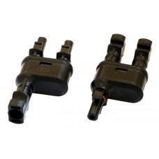 Комплект Y-соединителей MC4T-A1 (под разъёмы MC4-типа)