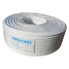 F640BV White INFOCORD (100м)