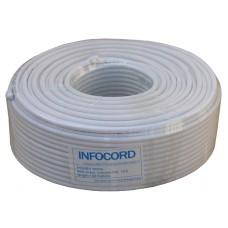 F690BV White INFOCORD (100м)