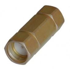 Соединитель для коаксиальных кабелей 5/8F-5/8F (093A)