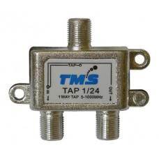 Ответвитель абонентский TAP 1/ 24 TMS