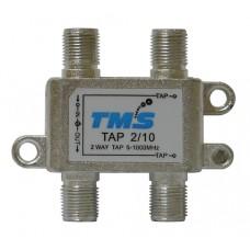 Ответвитель абонентский TAP 2/ 10 TMS
