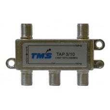 Ответвитель абонентский TAP 3/ 10 TMS