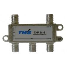 Ответвитель абонентский TAP 3/ 16 TMS