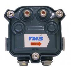 Субмагистральный ответвитель на два отвода по -11 дБ  4712-11 TMS