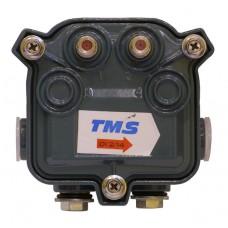 Субмагистральный ответвитель на два отвода по -14 дБ  4712-14 TMS