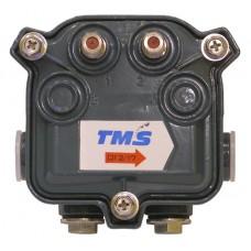 Субмагистральный ответвитель на два отвода по -17 дБ  4712-17 TMS