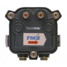 Субмагистральный ответвитель на два отвода по -20 дБ  4712-20 TMS