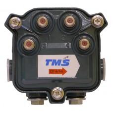Субмагистральный ответвитель на четыре отвода по -14 дБ  4714-14 TMS