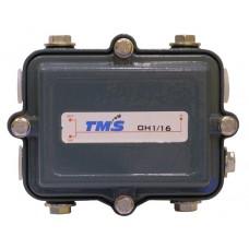 Магистральный ответвитель на один отвод -16 дБ - 4721-16 TMS