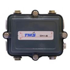 Магистральный ответвитель на один отвод -8 дБ - 4721- 8 TMS