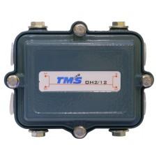 Магистральный ответвитель на два отвода по -12 дБ - 4722-12 TMS
