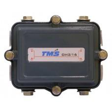 Магистральный ответвитель на два отвода по -16 дБ - 4722-16 TMS