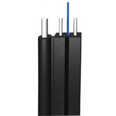 Абонентский кабель Infocord FTTH-1F (1ОВ, FRP) диэлектричесий