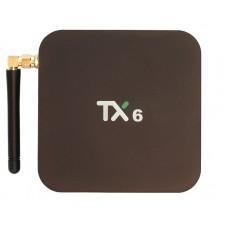 TX-6 2/16G Smart TV Box  (Allwinner H6, Android 9.0)