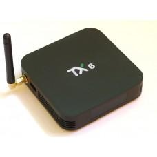 TX-6 4/32G Smart TV Box (AllWinner H6, Android 9.0)