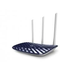 TP-LINK ARCHER C20 (Wi-Fi 300M@2.4G, 433M@5G, 3T3R, 4xLAN@100M)