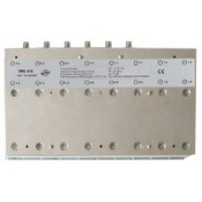 VMS 616 - SAT-distribution field with 6 switchable inputs and 16 outputs