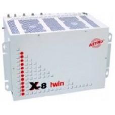 X-8 twin - Базовый блок на 8 модулей