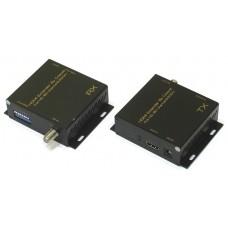 HDMI Extender by coaxial cable HDEX0011M1 TX (передатчик, DVB-T модулятор, 1080p)