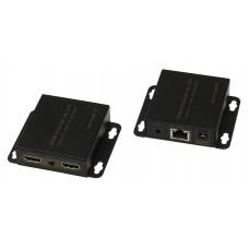 HDMI & IR Extender by single CAT5E/6 HDEX007M1 [1080p / 3D]