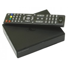 uClan DENYS H.265 PRO Combo (S2/ T2/ Cable/ IPTV/ H.265)