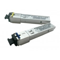 SFP TelStream WDM 1.25G SC/UPC 3/20/40/80km DDM (1310/1550нм)