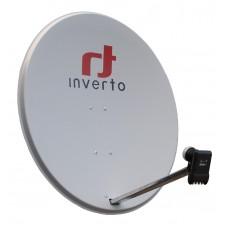 Спутниковая антенна Inverto 0.9м Al (IDLB-ALCF92-KULGO-LPS, Турция)