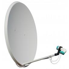 Спутниковая антенна 0.85м  Fe, СА-900/1  Украина