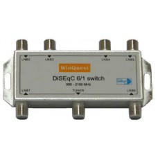 Diseq-C 6x1 WinQuest GD-61A