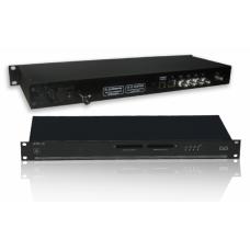 DTN-1KE - Четырехканальный декодирующий тюнер DVB-S/S2, Multistream