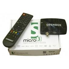 Openbox S3 Micro (спутник, IPTV)
