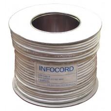 UTP 0.51 BC 4PR INFOCORD (бухта 100 метров)